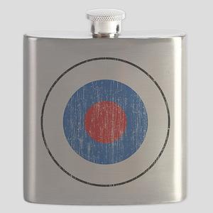 Slovenia Roundel Aged Flask