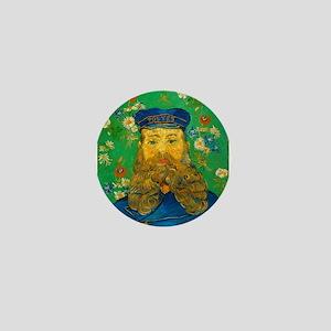 Joseph Roulin - Van Gogh - c1889 Mini Button