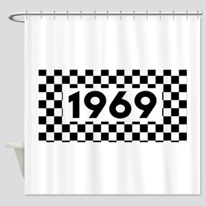 Ska 1969 Shower Curtain