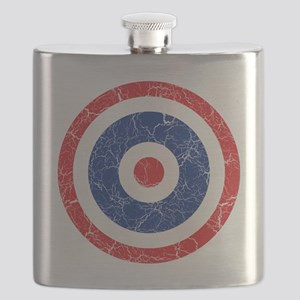 Thailand Roundel Cracked Flask