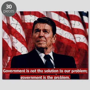 Government Is Not The Solution Puzzle