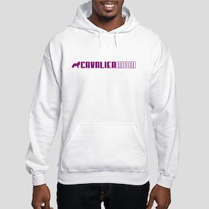 Cavalier Mom 2 Hooded Sweatshirt