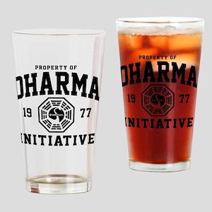 Dharma Drinking Glass