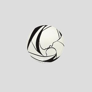 BWI-Triangle Logo Mini Button