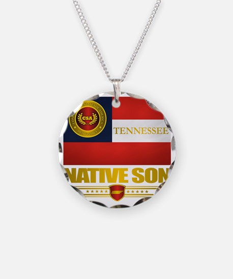 Tennessee Native Son Necklace
