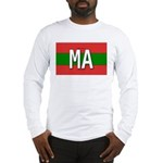 Morocco Colors Long Sleeve T-Shirt