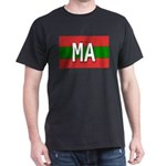 Morocco Colors Dark T-Shirt