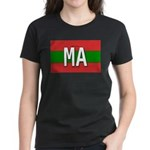 Morocco Colors Women's Dark T-Shirt