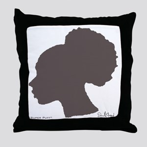 Super Puff Throw Pillow