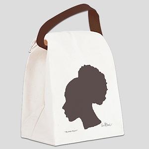Super Puff Canvas Lunch Bag