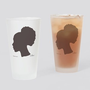Super Puff Drinking Glass