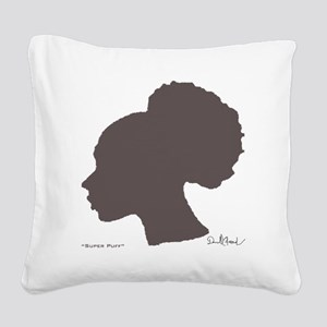 Super Puff Square Canvas Pillow