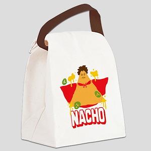 Nacho Canvas Lunch Bag