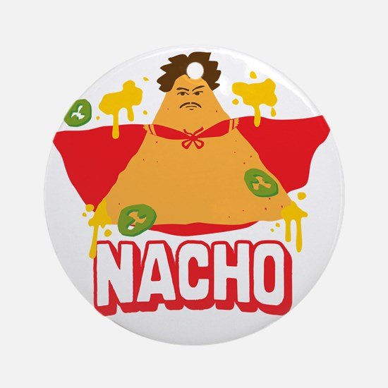 Nacho Round Ornament