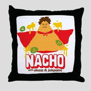 Nacho Throw Pillow
