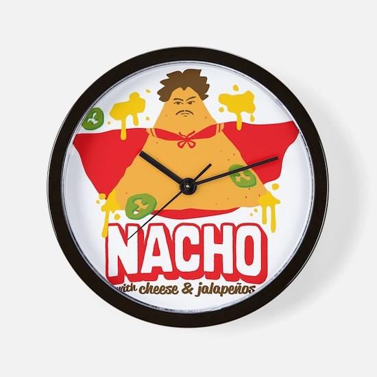 Nacho Wall Clock