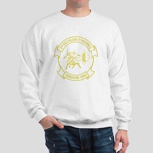 3rd Battalion 1st Marines Front Sweatshirt