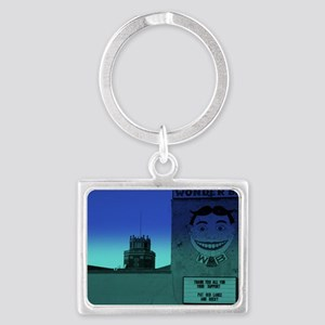 Tillie  Wonder Bar Landscape Keychain