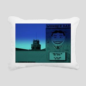Tillie  Wonder Bar Rectangular Canvas Pillow