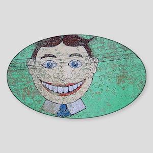 Tillie Sticker (Oval)
