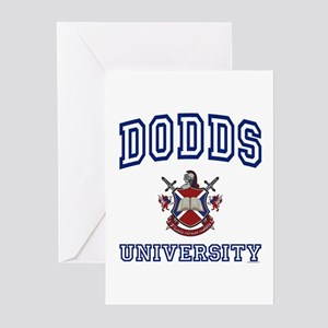 DODDS University Greeting Cards (Pk of 10)