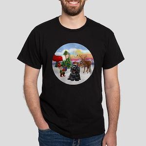 R-Treat-BlackCocker Dark T-Shirt