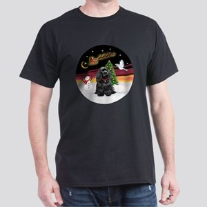 R-NightFlight-BlackCocker Dark T-Shirt