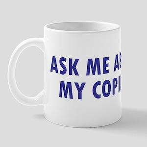 Ask me about my copilot Mug