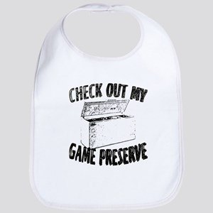 Check out my Game Preserve Bib