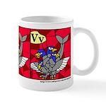 V is for Vasa Mortis Mug