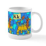 K is for Keythong Mug