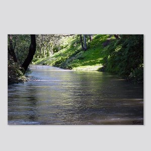 San Leandro Creek Postcards (Package of 8)
