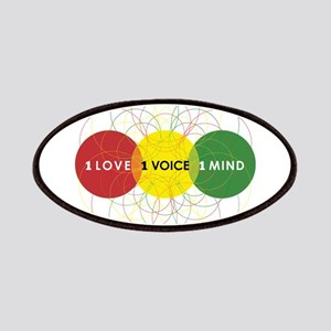 NEW-One-Love-voice-mind9 Patches