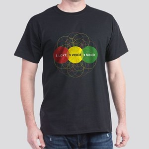NEW-One-Love-voice-mind9 T-Shirt