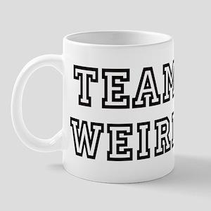 Team WEIRD Mug