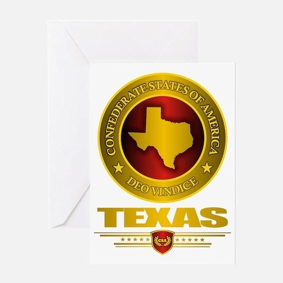 CSA Texas Greeting Card