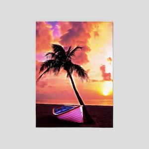 Dream Beach 5'x7'Area Rug