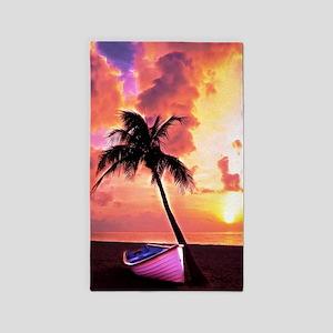 Dream Beach 3'x5' Area Rug