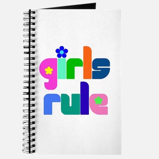Girls rule Journal