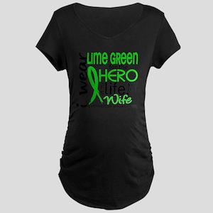 D Wife Maternity Dark T-Shirt