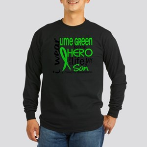 D Son Long Sleeve Dark T-Shirt