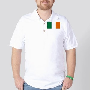 Ireland National Flag Golf Shirt
