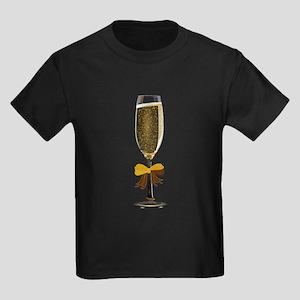 Champagne Glass T-Shirt