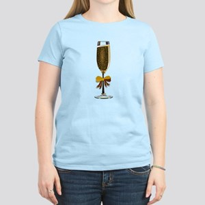 Champagne Glass T-Shirt