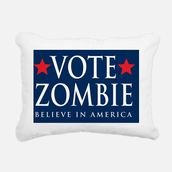zombie1 Rectangular Canvas Pillow