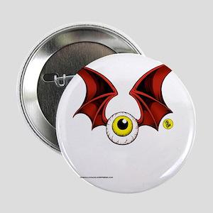 "Flying Eyeball 2.25"" Button"