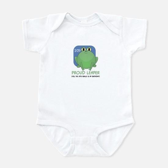 Proud Leaper Infant Bodysuit