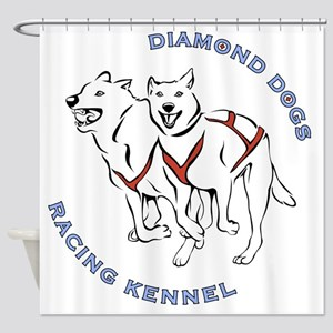 Logo large res Shower Curtain