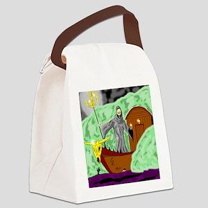 Charon the Ferryman Canvas Lunch Bag