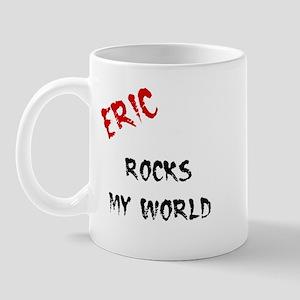 Eric Rocks My World Mug